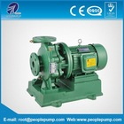 electric ISW horizontal single stage centrifugal pump