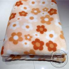 Woven Guangzhou 100% cashmere dot pattern baby blankets wholesale