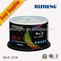 Risheng 25gb 50gb imprimible de discos blu ray/blue ray disc/dvd blu ray