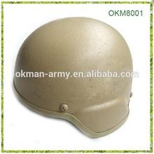2014 Army camo green safety ABS ballistic military helmet