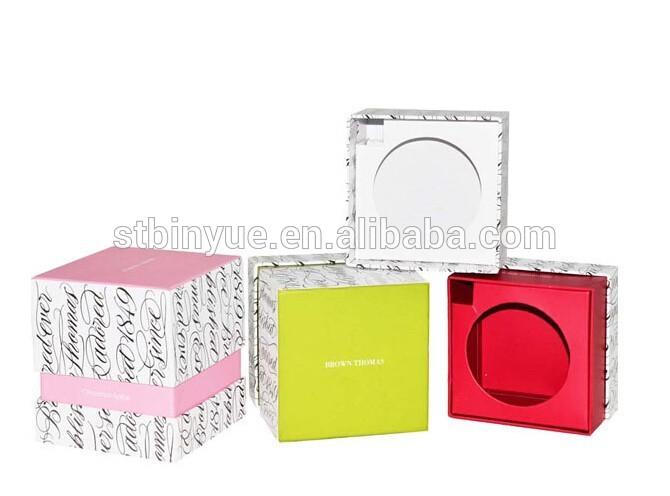 Cardboard Candle Cardboard Candle Box