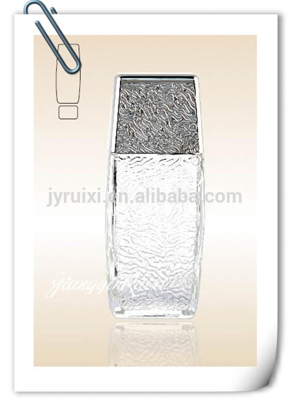 100ml wholesales perfume glass bottle,high quality custom cosmetic 100ml glass bottle