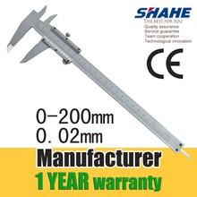 5108-200#0-200mm 0.02mm high accuracy vernier caliper 200mm