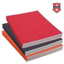 hot sale soft cover notebook made in china OEM logo notebook