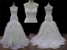 2015 atacado bordado backless beading vestidos de noiva em mercado livre