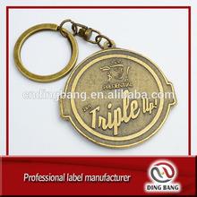 high end metal custom keychains,promotional gift keychains, wedding souvenirs keychains