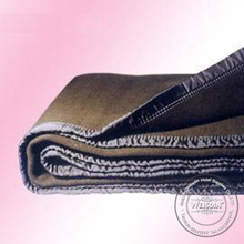 plain Guangzhou 100% cashmere deep pure color blankets