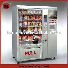 Caliente venta de café de máquina expendedora de/comida caliente de la máquina expendedora/condón expendedoras de fotos de la máquina