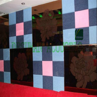 density of construction material material cotton fabric panels