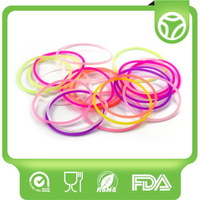 Alibaba china hot sell professional silicone gel hair band