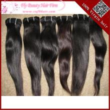 hot beauty human hair pony tails
