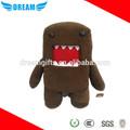 Personalizado macio stuffed plush toy domo kun