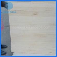BB Grade Paulownia White Lumber