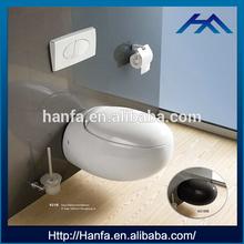 Special design bathroom ceramic wall hung water closet