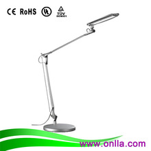 modern & cordless touch sensor touch flexible snake led reading lamp