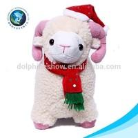 2014 year symbol soft toys sheep