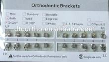 Cheap hotsell orthodontic plastic brace dental