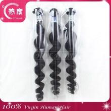 top grade Factory Price Cheap Virgin Human Malaysian loose wave hair human virgin hair Extension