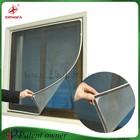 Chain store popular patent flexible window screen for PVC window profile