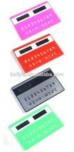 Logo Printing Gift Promotional Plastic Mini Calculator