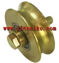metal roller for sliding gates,cantilever gate roller