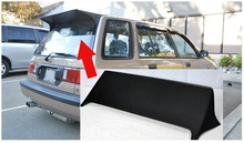 Car spoiler for add on honda 88-91 EF9 J style