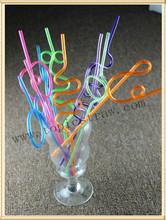 custom crazy straw