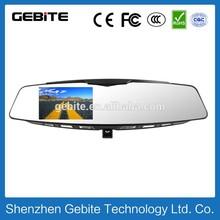 4.3inch display Full hd Factory Batman Bluetooth car rear view camera dvr