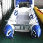 NB-AB-330-003 Aluminum Rigid Fiberglass inflatable boat for competition