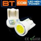 New High Power Car LED Reverse/Brake/Dome/Trunk 12V 0.6W COB Car Lamp t10 LED Wedge Bulb