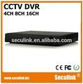 ONVIF 4ch/8ch/16ch cctv, hd di masterizzazione 720p, full d1 NVR 9 ch