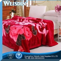 Nonwoven hot sale 100% cashmere 130*170cm super soft kids blanket