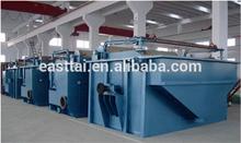 chemical wood pulp washing and thickening machine
