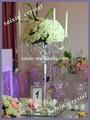 Superbe crystal chandelier mariage fleur décorative ZT-112C