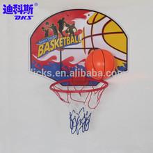 Mini Basketball Backboard With Plastic Hoop For Kids