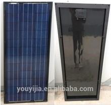 100W polycrystalline solar panel solar module, TUV IEC61215 IEC61730 CEC FCC ISO CE