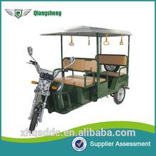 2015 cheap price Qiang Sheng motorized rickshaw made in China