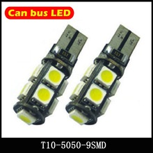 Canbus T10 194 W5W type LED auto bulb for door light indicator light