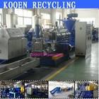 KOOEN advanced technology plastic granules extruding machine