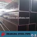 Ms quadrados/tubulação de aço retangulares/fábrica de tubos