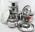 utensilios de cocina de acero inoxidable cocine la pasta artículos