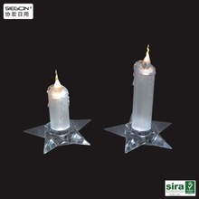 Party /festival decorative plastic artificial flame candles