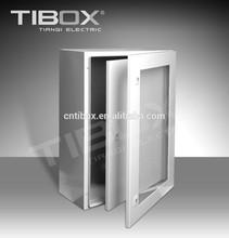 HOT,High quality Wall Mount case with Inner door and Plexiglass door STIP
