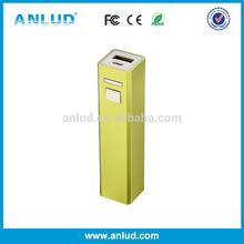 ALD-P11 good quality power bank portable power bank 2600mah hello kitty power bank