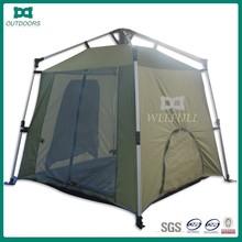 Unique automatic aluminum outdoor camping tent