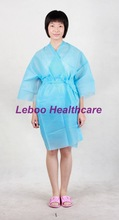 Breathable beauty coat very popular for massage