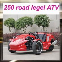 eec 250cc three wheel atv quad 250