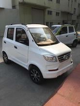 2 Seats 60V 1.8KW SMALL ELECTRIC CARS FOR SALE
