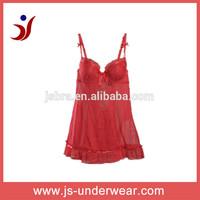 Full sexy image of ladies sleepwear,open up hot sex image lingerie women dress,JS-133, Accept OEM