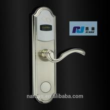 Digital lock NFC Induction Door Lock for Hotel 12VDC 24VDC Type XH3001-PB